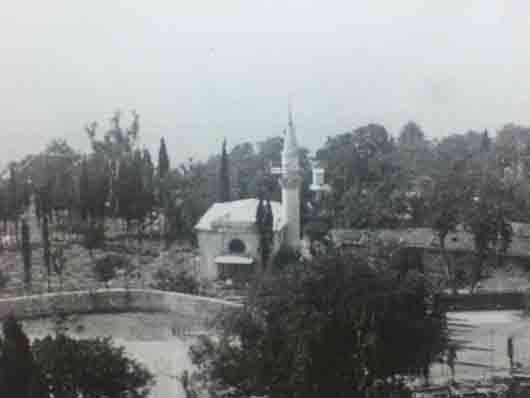 Ай- Даниль. Мечеть