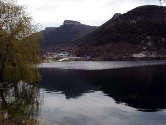 Байдарская долина водохранилище