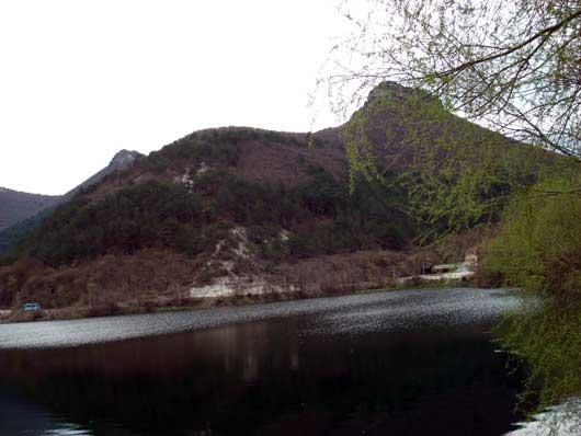 Байдарская долина Чернореченское водохранилище