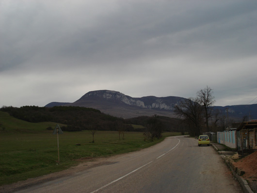 Дорога на Севастополь