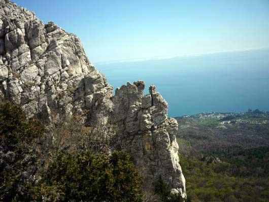 плато Ай-Петри заповедник