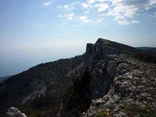 фото плато Ай-Петри