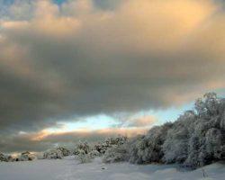 Зимний вид Ай-Петри