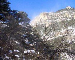 зимние пейзажи Ай-Петри