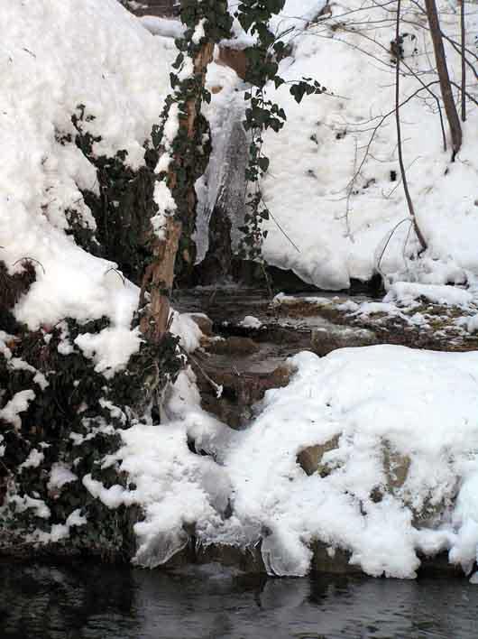 Ай-Петри зимний отдых