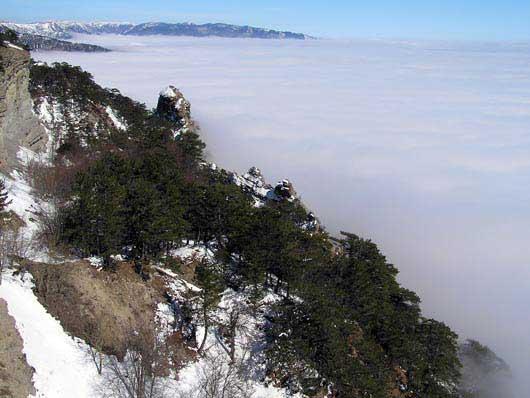 гора Ай-Петри в Крыму