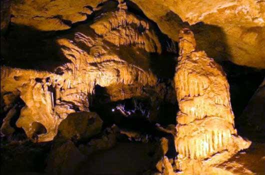 Кизил-Коба или красная пещера