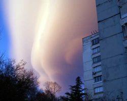 Облачность в Ялте