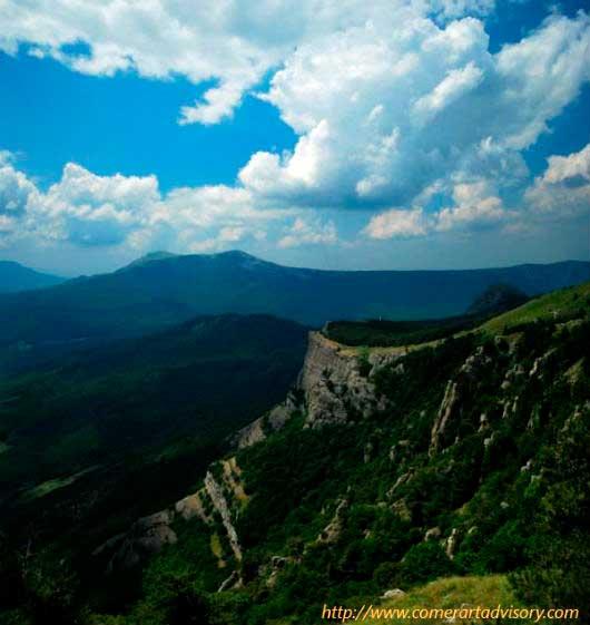 Демерджи гора фото