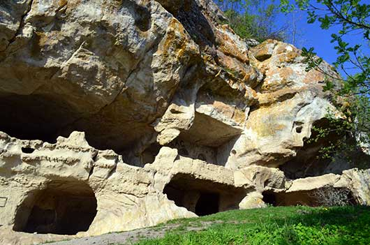 гора Мангуп Кале фото