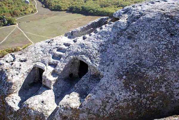 мангуп-кале в Крыму