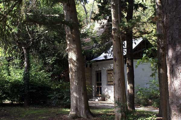 В старину это был домик лесника