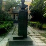 Памятник художнику Ф.А.Васильеву в Ялте