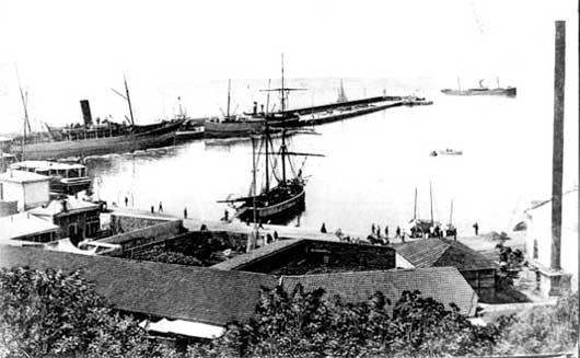 старый Ялтинский порт