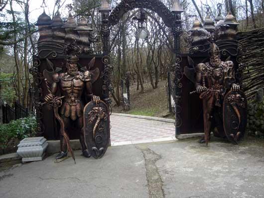 Музей под открытым небом «Поляна сказок»
