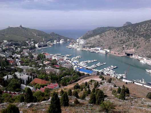 курорт Балаклава фото