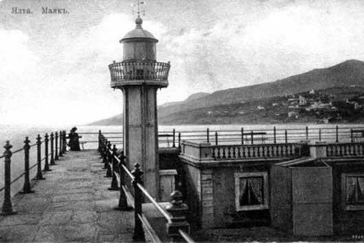 Ялтинский маяк порт