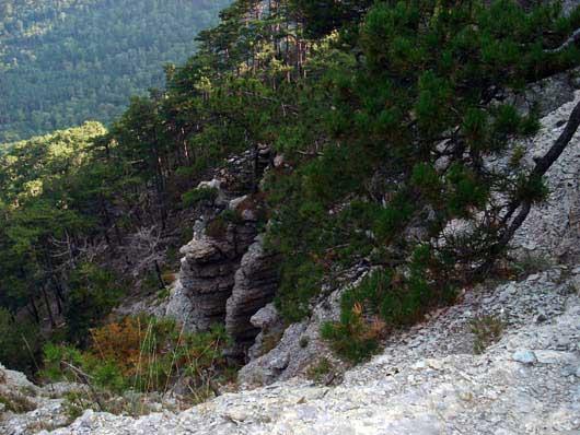 Таракташская тропа маршрут
