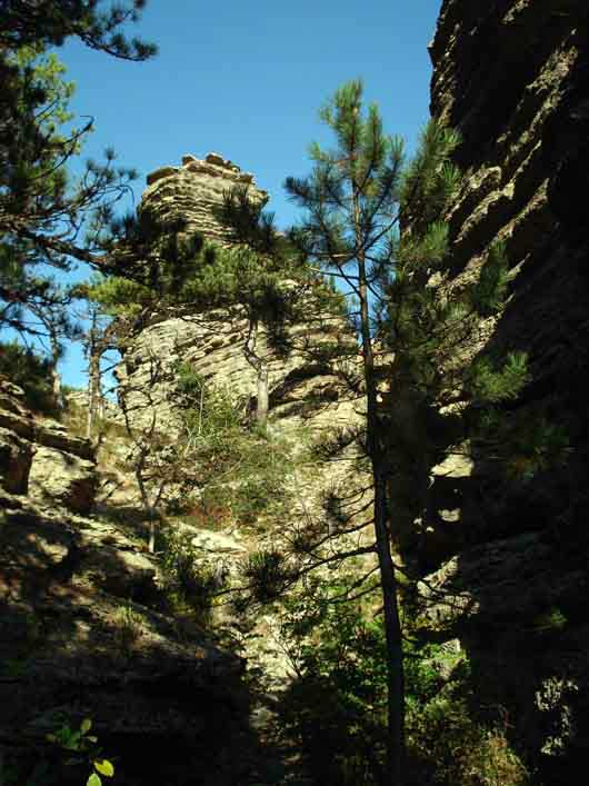 скалы Таракташ фото