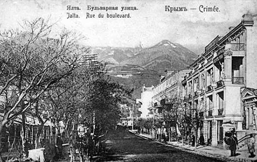 улица бульварная