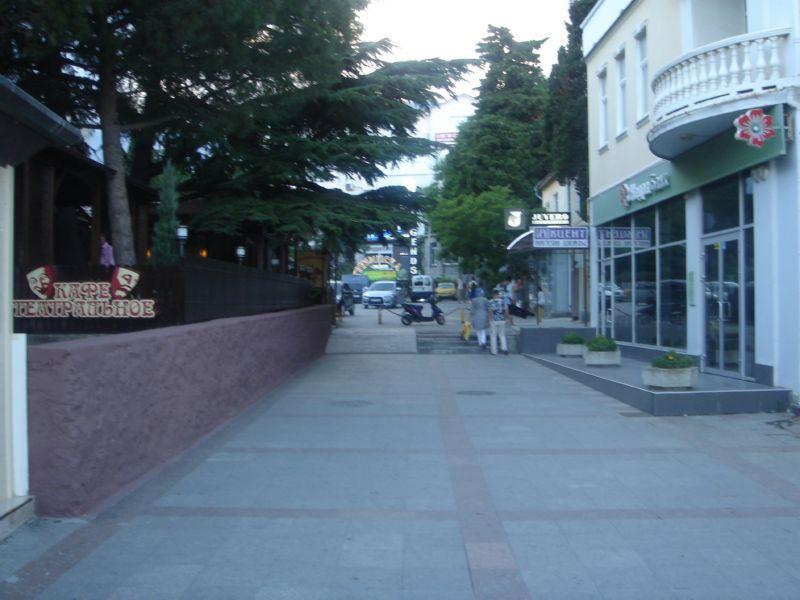 Переулок Черноморский