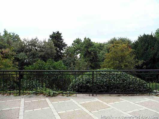 никитский ботанический сад архитектура