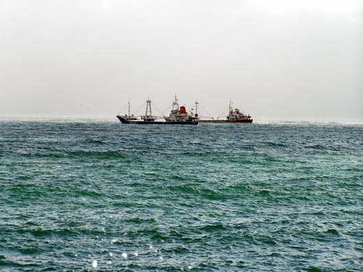 Вид на море с набережной