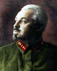 Основатель Артека Соловьёв З.П