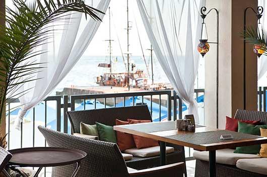 Пляжный ресторан «Диван»
