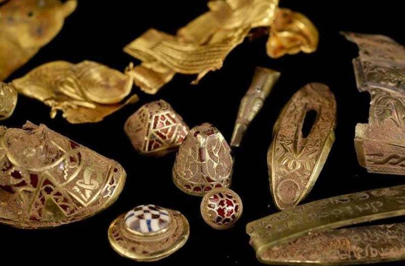 Золото хана Гирея