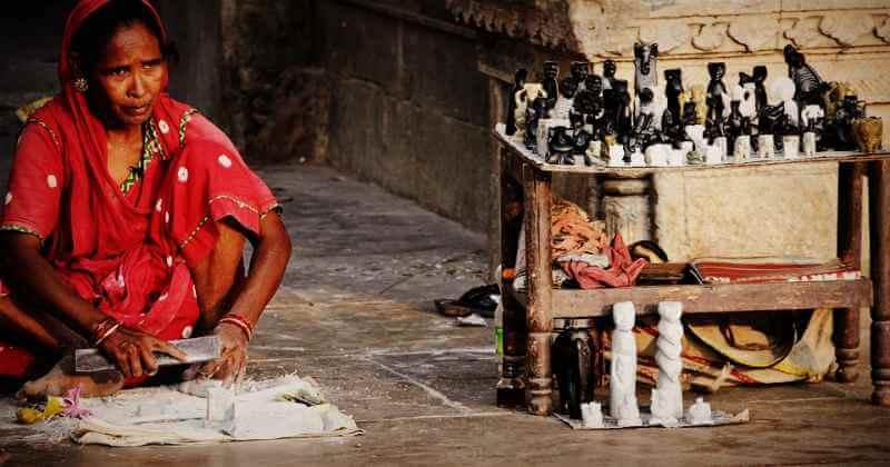 Особенности семейной жизни в Индии