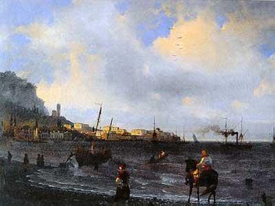 картина Ялта 1838 год