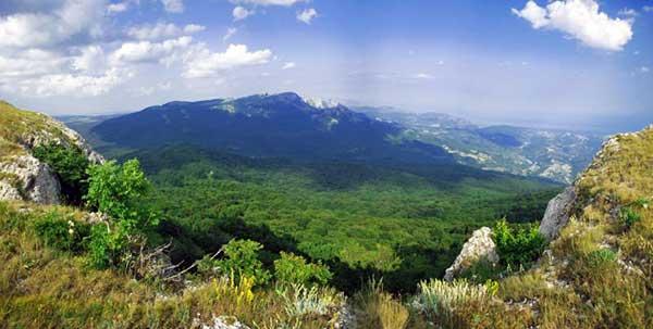 Демерджи кузнец гора