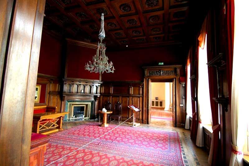 Кабинет Франклина Рузвельта в Ливадийском дворце