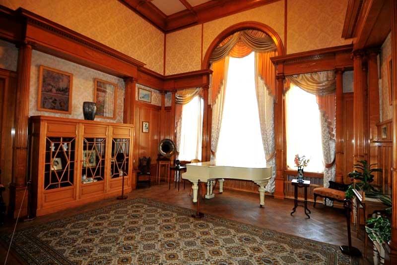 Кабинет императрицы в Лавадийском дворце