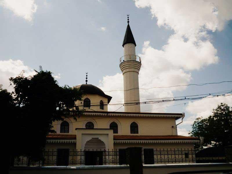Мечеть Кабир-Джами в Симферополе
