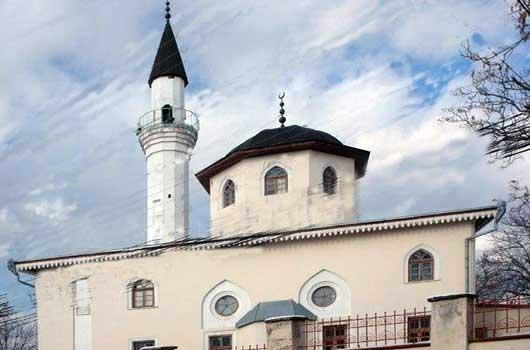 Мечеть Кабир-Джами