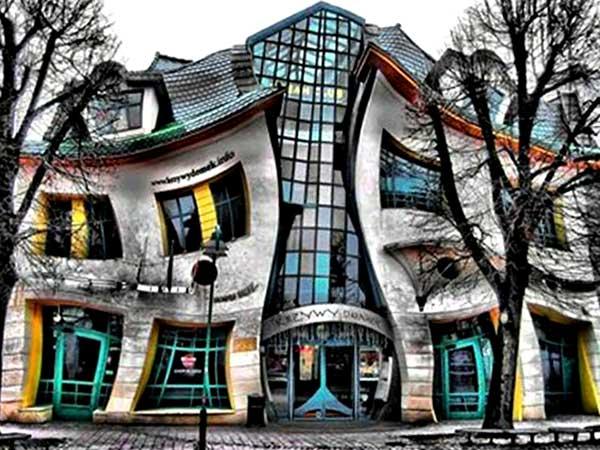 Уникальное жильё