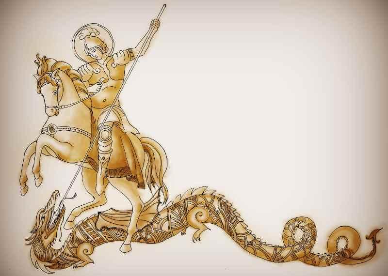 Георгий Победоносец покровитель скотоводов и земледельцев