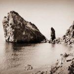 Легенда о скалах Дива, Монах и горы Кошка в Симеизе