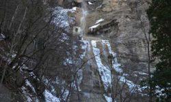 Водопад Учан-Су  смотровая площадка