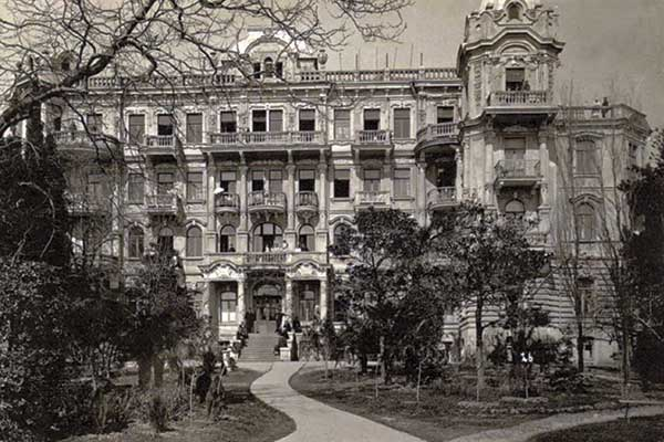 Отели и санатории