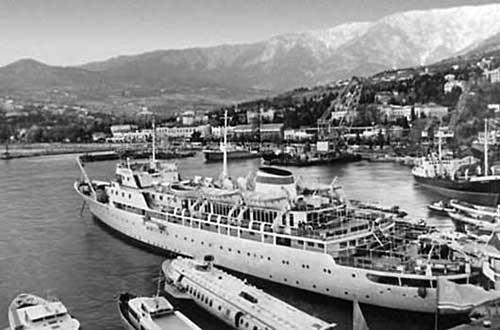 Порт в советское время
