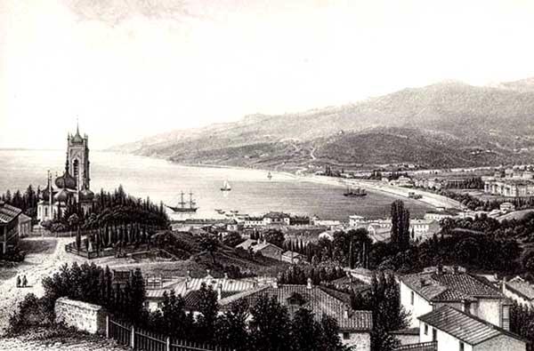 Храм Святителя Иоанна Златоуста XIX век ЯлтаЗлатоуста