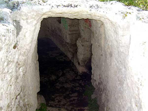 Пещерные переходы