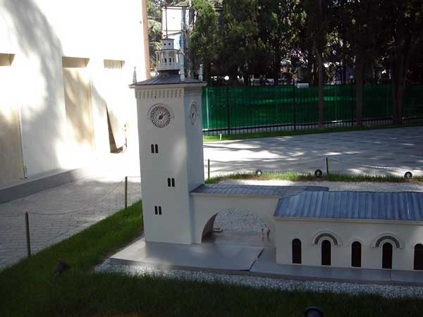 ЖД-вокзал Симферополя