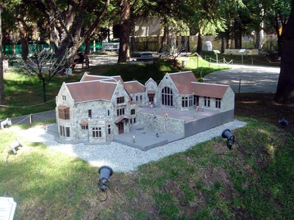 Парк миниатюр в Крыму