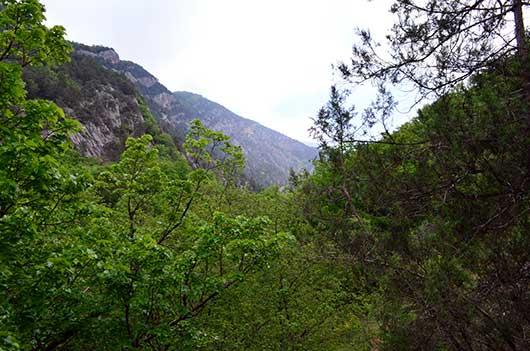 маршрут по каньону