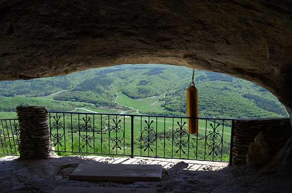 Пещерная терраса