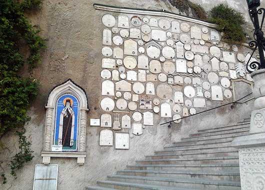 Свято-Успенский монастырь в крыму